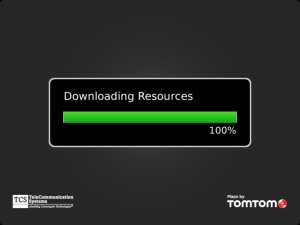 BB Navigator Downloading Resources