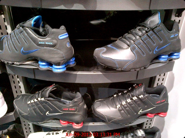 Nike Shox NZ Choices