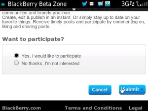BB Channels via Beta Zone